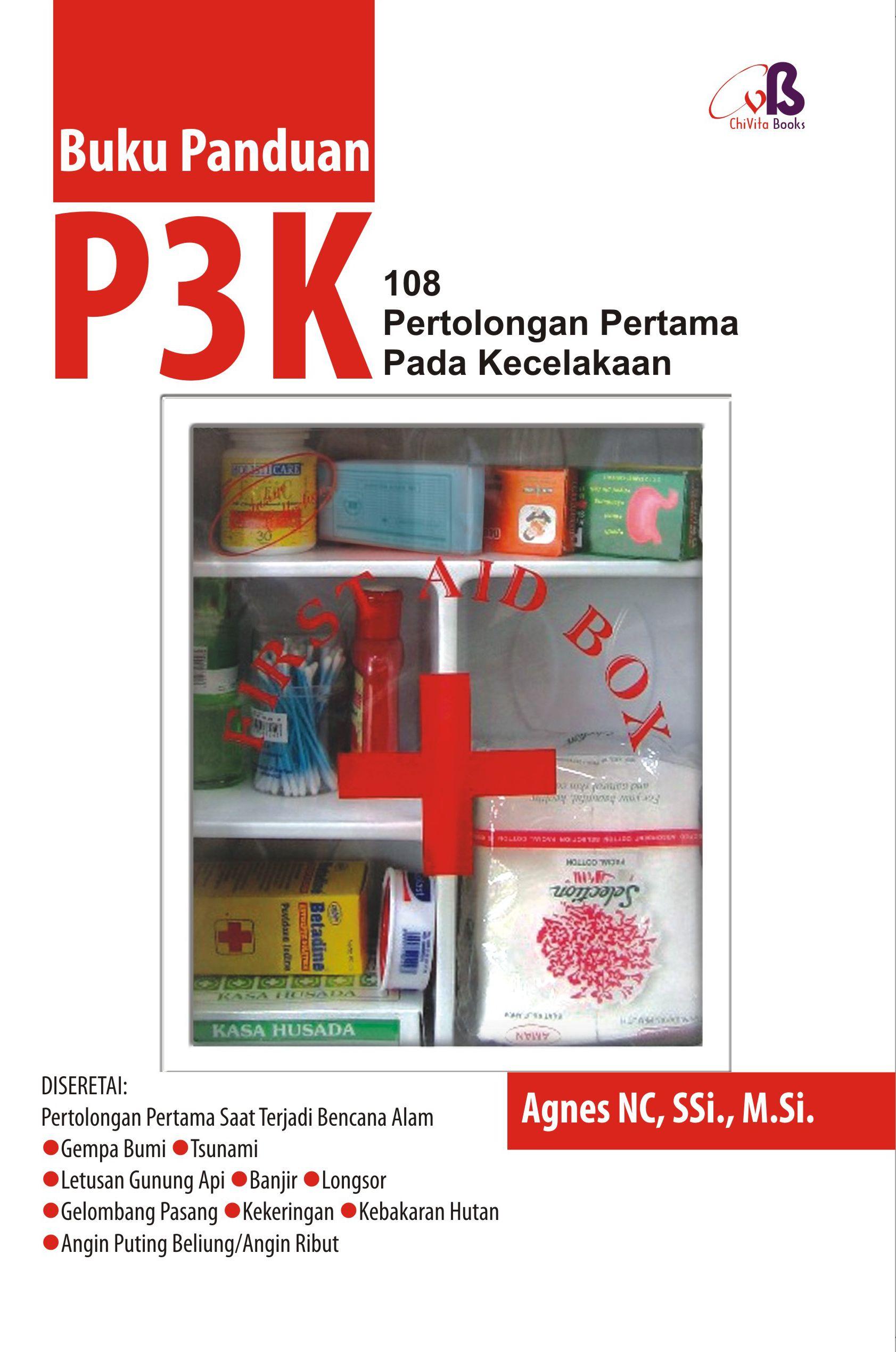 Pertolongan Pertama Kecelakaan - Buku Panduan P3K