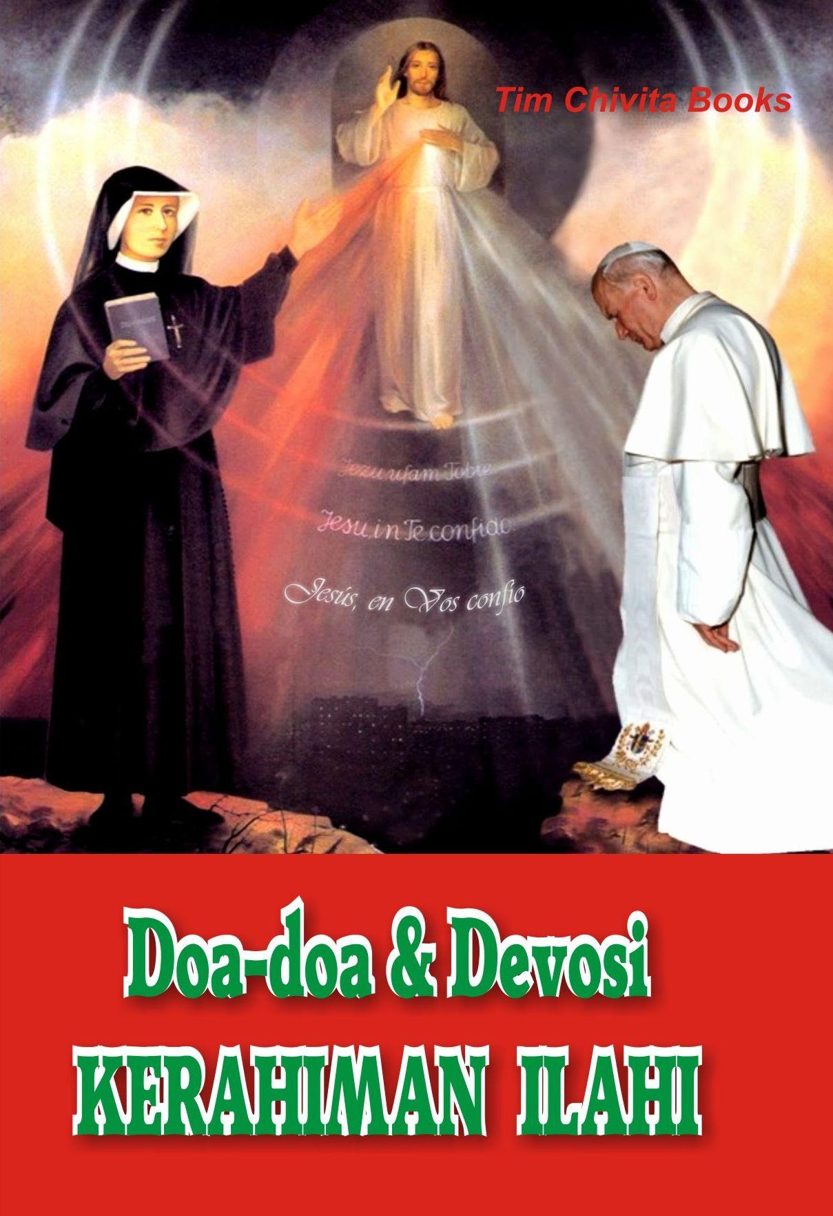 devosi dan novena kerahiman ilahi - Doa dan Devosi Kerahiman ilahi
