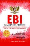 EBI: Ejaan Bahasa Indonesia