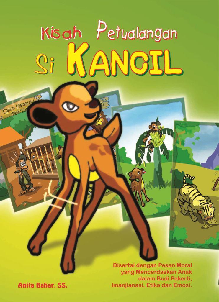 Dongeng Petualangan si Kancil - kancil adalah tokoh terpopuler.