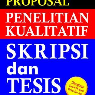 Buku Proyek Pengadaan3 Proposal Penelitan Kualitatif Tesis