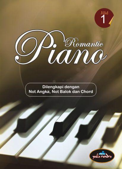 Pengadaan buku musik Piano - Romantic PIANO Jilid 1