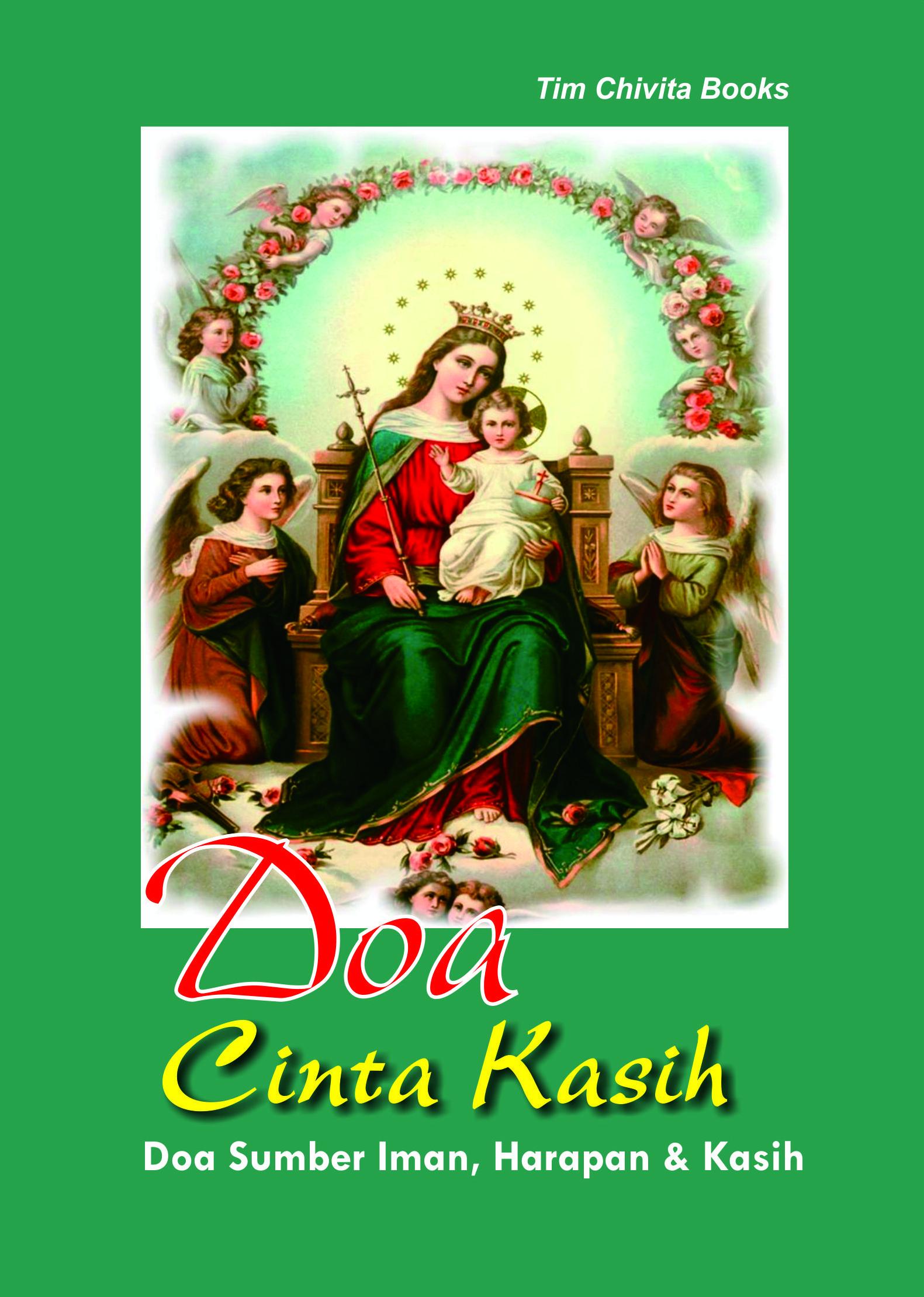 doa cinta iman kasih katolik
