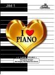 I Love PIANO Jilid 1