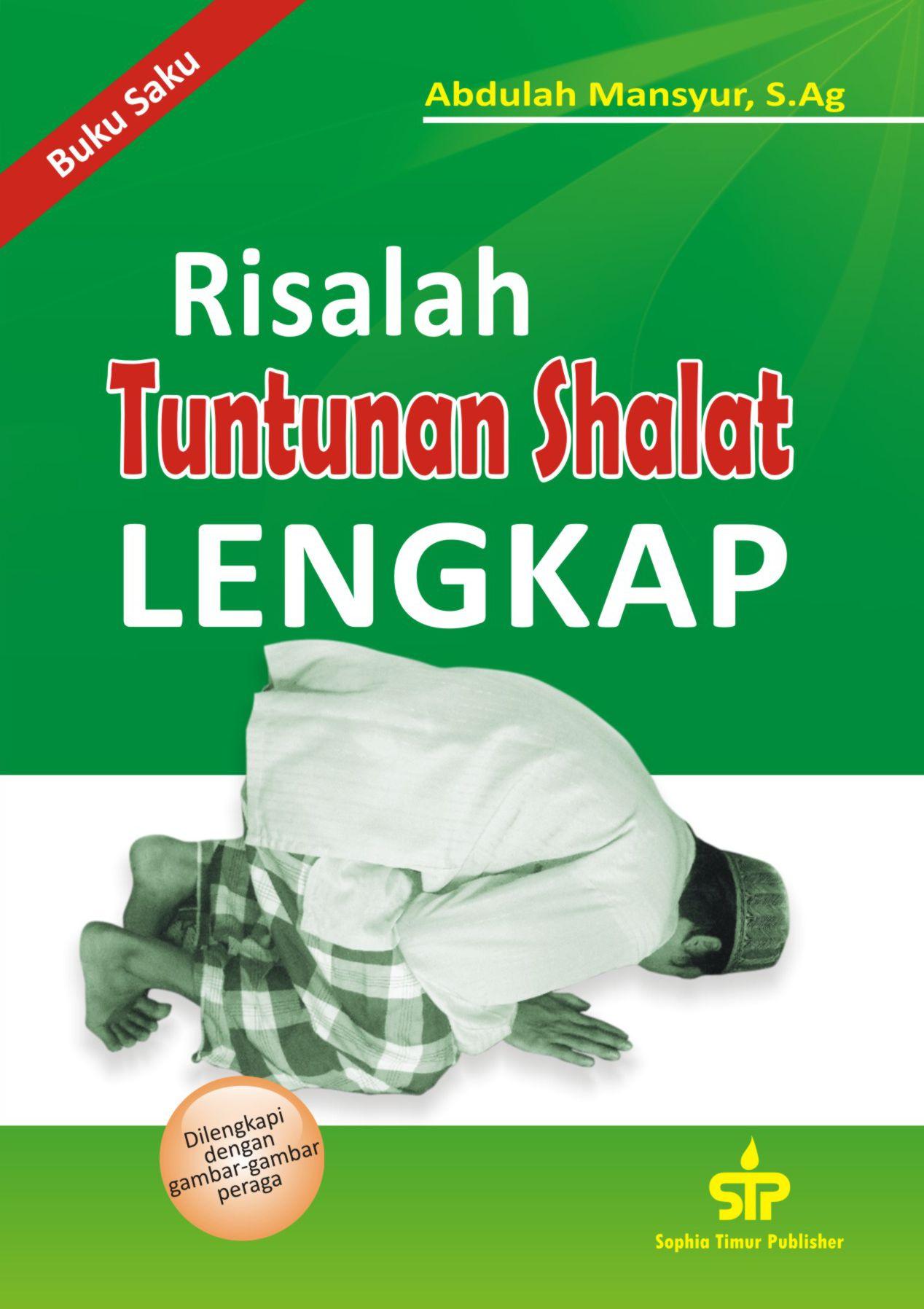 Risalah Tuntunan Shalat LENGKAP - Buku Saku Tuntunan Sholat
