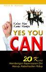 Yes Yu Can: 20 Kunci Membangun Kepercayaan Diri